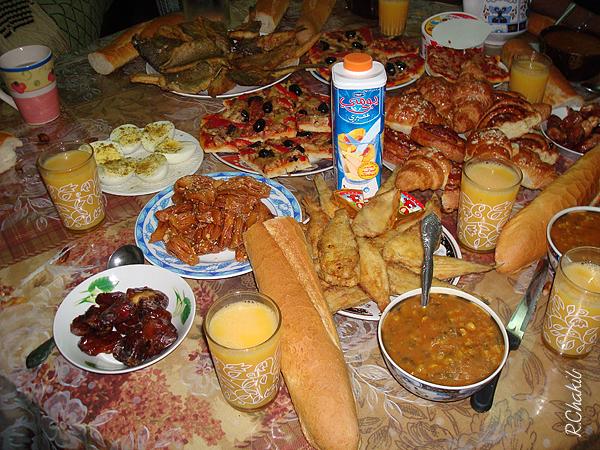Table Marocaine Ramadan Table Fotour Marocain 100