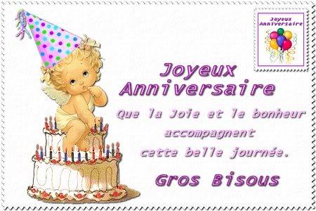 joyeux anniversaire Valérie…! 18 avril